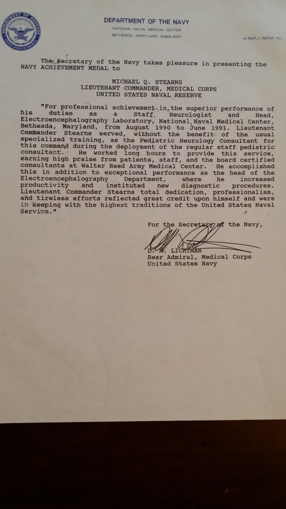 NAM Letter